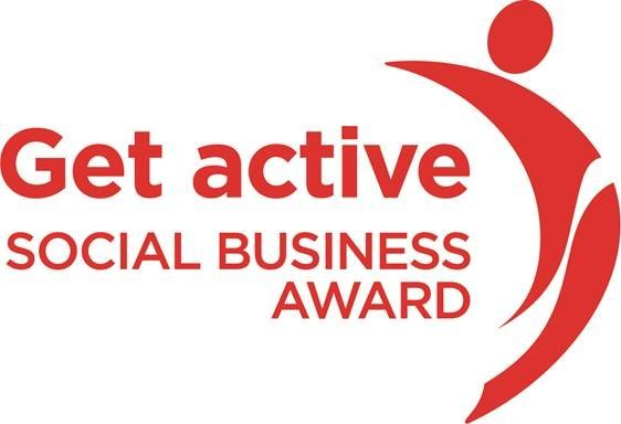 Logo von Get active Social Business Award